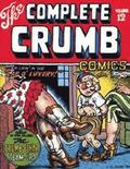 The Complete Crumb Comics #12