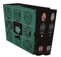 Complete Peanuts 1959-1962 Box Set