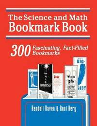 Science and Math Bookmark Book