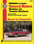 General Motors Modelos De Tamano Mediano (70 - 88)