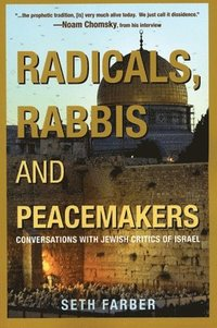 Radicals, Rabbis and Peacemakers: Conversations with Jewish Critics of Israel