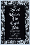 The Radical Rhetoric of the English Deists