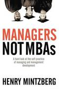 Managers Not Mbas
