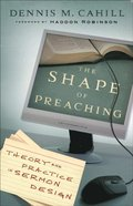 Shape of Preaching