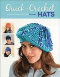 Quick-Crochet Hats: Complete Instructions for 8 Styles