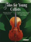 Solos for Young Cellists 4