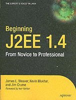 Beginning J2ee 1.4 From Novice To Professional Pdf