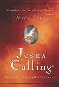 Jesus Calling, Enjoying Peace in His Presence, padded hardcover, with Scripture references