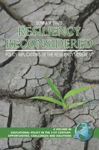 Resiliency Reconsidered