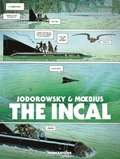 The Incal - Oversized Deluxe Edition