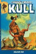 The Savage Sword Of Kull Volume 1