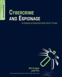Cybercrime and Espionage