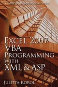 Excel 2007 VBA Programming With XML & ASP