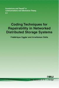 Coding Techniques for Repairability in Networked Distributed Storage Systems