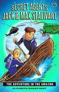 Secret Agents Jack and Max Stalwart: Book 2