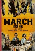 March Book One (Oversized Edition)