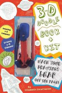 3-D Doodle Book and Kit