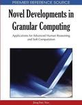 Novel Developments in Granular Computing