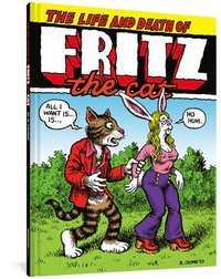 The Life And Death Of Fritz The Cat