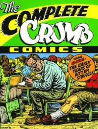 The Complete Crumb Comics Vol.1