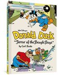 Walt Disney's Donald Duck: 'terror of the Beagle Boys' (the Complete Carl Barks Disney Library Vol. 10)