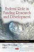 Federal Role in Funding Research &; Development