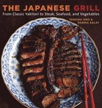 The Japanese Grill Tadashi Ono, Harris Salat Häftad