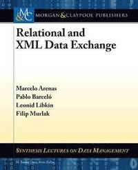 Relational and XML Data Exchange