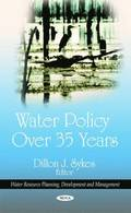 Water Policy Over 35 Years