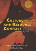 Culture and Resource Conflict