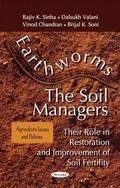 Earthworms -- The Soil Managers