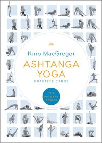 Ashtanga Yoga Practice Cards