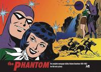 The Phantom the complete dailies volume 17: 1961-1962