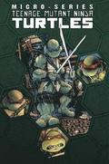 Teenage Mutant Ninja Turtles Micro Series Volume 1