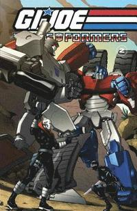 G.I. Joe/Transformers Crossover Vol. 2
