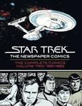 Star Trek The Newspaper Strip Volume 2
