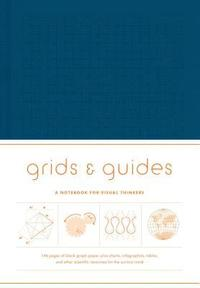 Grids &; Guides Notebook: Blue