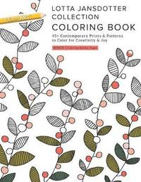 Lotta Jansdotter Collection Coloring Book