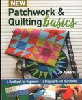 New Patchwork &; Quilting Basics