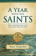 Year with the Saints (Paperbound)