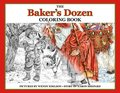 The Baker's Dozen Coloring Book