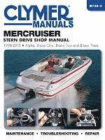 Mercruiser Stern Drive Marine Repair Manual