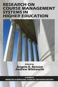Research on Course Management Systems in Higher Education