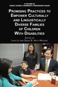 Promising Practices to Empower Culturally and Linguistically Diverse Families of Children with Disabilities