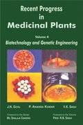 Recent Progress in Medicinal Plants Volume-4 (Biotechnology and Genetic Engineering)