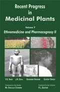 Recent Progress in Medicinal Plants Volume-7 (Ethnomedicine and Pharmacognosy II)