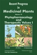 Recent Progress In Medicinal Plants (Phytopharmacology And Therapeutic Values I)
