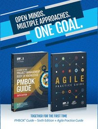 A guide to the Project Management Body of Knowledge (PMBOK guide) &; Agile practice guide bundle