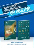 Um guia do Conhecimento em Gerenciamento de Projetos (guia PMBOK) e Guia de pratica agil (Brazillian Portuguese edition of A guide to the Project Management Body of Knowledge (PMBOK guide) &; Agile