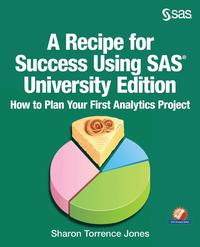 A Recipe for Success Using SAS University Edition